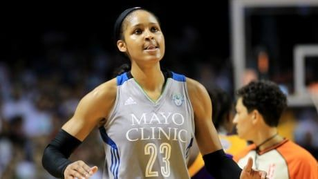 Amid '2 pandemics,' Minnesota Lynx lead WNBA players' fight for social justice