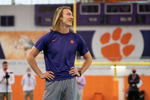 Trevor Lawrence answers critics' questions about his devotion to football