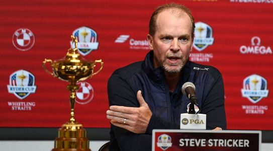 Opinion: 'Nice guy' Steve Stricker expected to bring fire as 2020 U.S. Ryder Cup captain