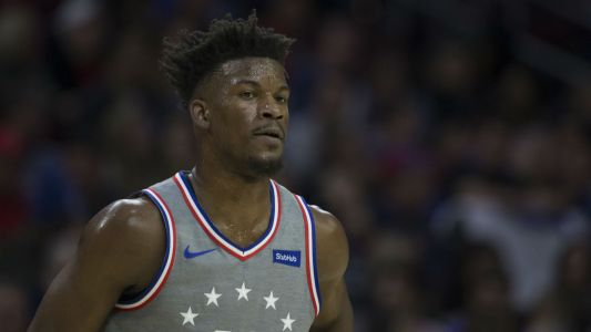 Jimmy Butler injury update: 76ers forward's sprained wrist not expected to keep him out 'long term'