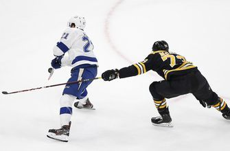 Lightning close out road trip with shootout win over Bruins