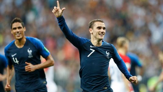France beats Croatia 4-2 to clinch 2nd FIFA World Cup title