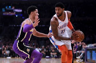 Paul George Enjoyed Lakers Fans' Boos, Rude Welcome Home With Thunder