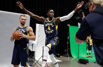Pacers Media Day 2018-19