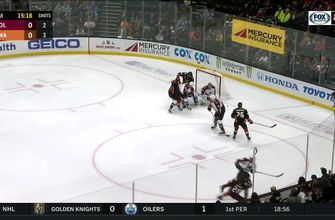 HIGHLIGHTS: Montour, Getzlaf, Kase score goals as Ducks earn point vs. Avalanche