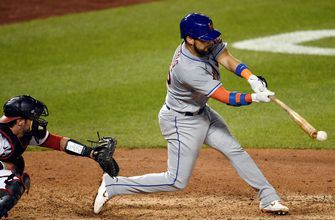 Robinson Chirinos homers, drives in three runs in Mets 3-2 win over Nationals