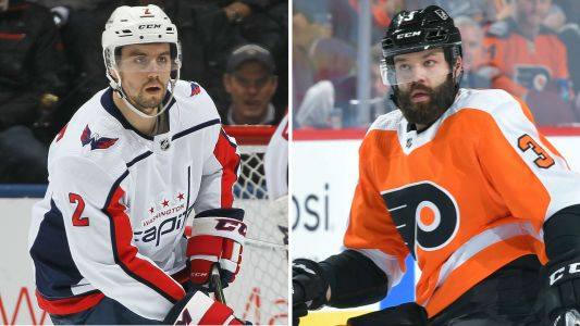 NHL trade news: Capitals send Matt Niskanen to Flyers for Radko Gudas