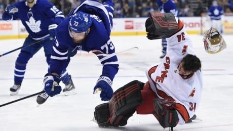 Hurricanes goalies Reimer, Mrazek dealing with 'longer term' injuries