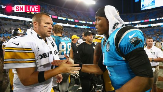 Panthers vs. Steelers: Score, live results, updates of 'Thursday Night Football'