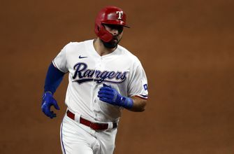 Joey Gallo jacks two-run homer, Rangers win back-to-back against Angels
