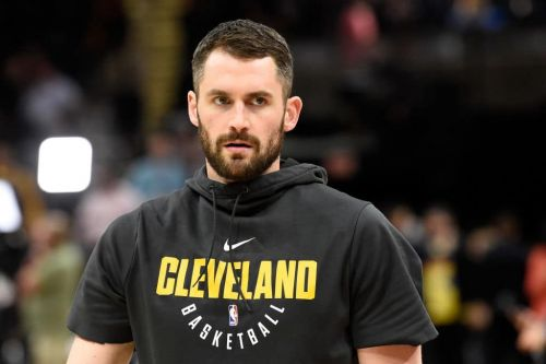 Kevin Love Ready to Lead Post-LeBron Cavs