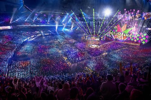 The goal for what WrestleMania can bring to NY, NJ: $175M