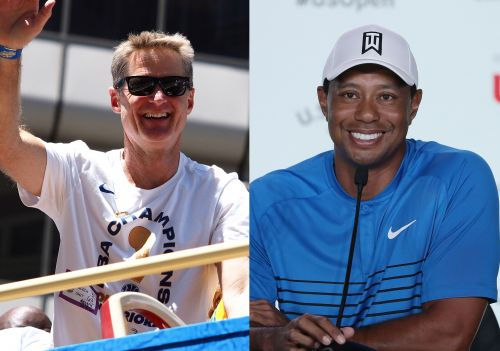 Steve Kerr says Tiger Woods' congrats text was one of the coolest