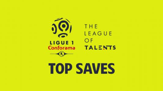 Top Five Saves from Matchday 38