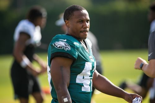 Eagles' ageless RB Darren Sproles finds motivation to overcome knee injury