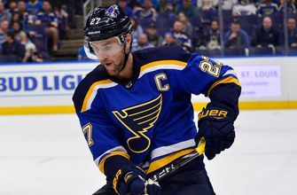 Injured Blues limp home to host last-place Kings
