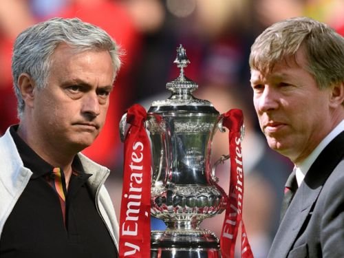 A lesson for Jose? How FA Cup glory paved the way for Man Utd greatness under Ferguson