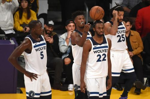 Timberwolves trade Jimmy Butler to Sixers