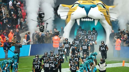 Why do the Jaguars always play in the NFL's London games?
