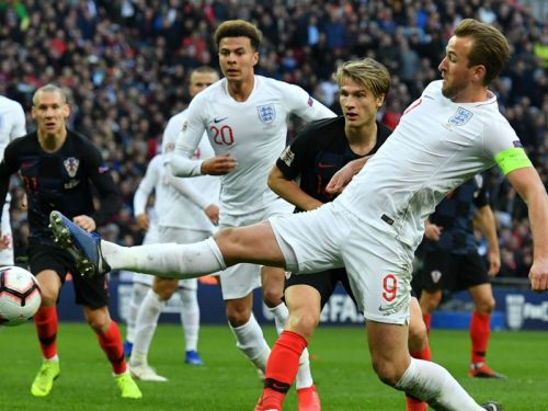 Kane books England Nations League semi-final spot as Croatia curse ended in dramatic style