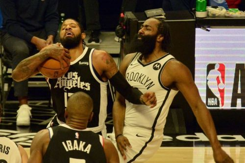 Nets' James Harden 'back to square one' after setback in hamstring rehab