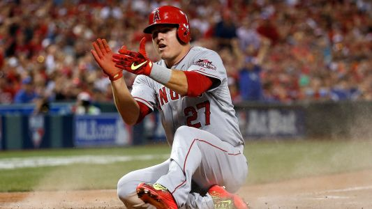 Commissioner: MLB needs Mike Trout's help to market Angels star