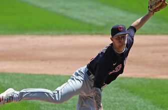 Plesac dominates, Indians offense adds three home runs in 7-1 win over White Sox