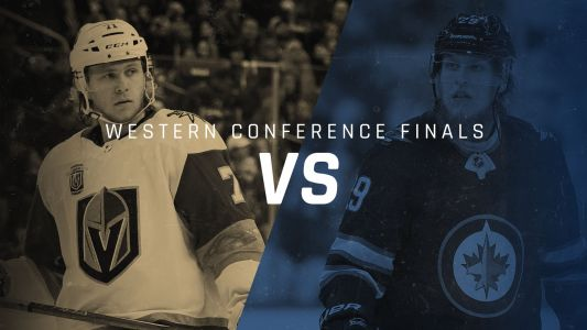 Jets vs. Golden Knights: Live score, updates from Game 3 of the Western Conference finals