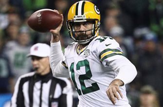 WATCH: Colin Cowherd: Aaron Rodgers is to blame for the Packers' TNF loss - not Mike McCarthy
