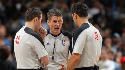 James Harden, Chris Paul blast ref Scott Foster after Rockets lose to Lakers: 'For sure it's personal'