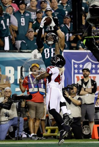 Eagles bring Jordan Matthews back to help depleted wide receiver position