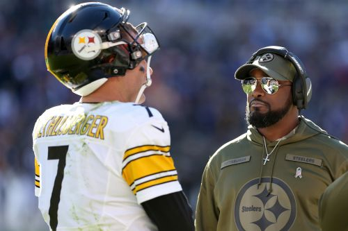 Mike Tomlin gives cryptic response on Ben Roethlisberger's future