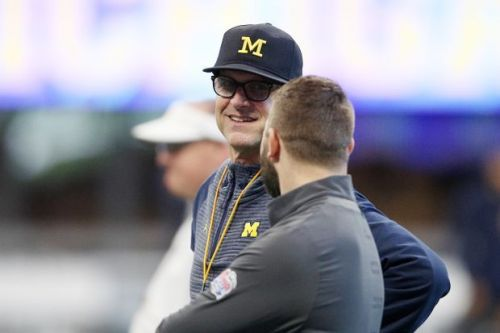 Michigan has 9 assistant coaches on staff; who will be the 10th?