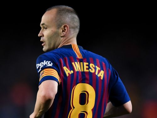 I arrived as a boy, I leave as a man - Iniesta in emotional Barcelona farewell
