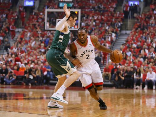 Raptors even Eastern Conference finals with blowout Game 4 win over Bucks