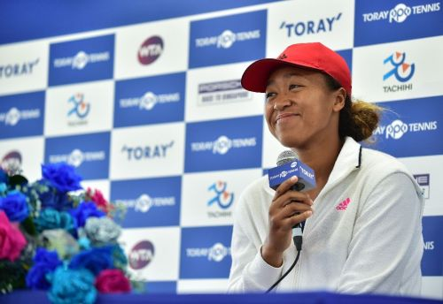 Japan's Osaka blames US Open tears on 'notorious' nerves