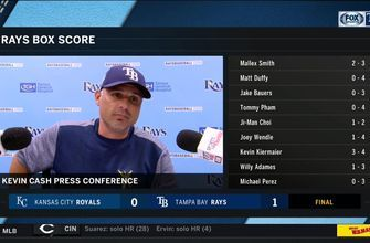 Kevin Cash on win: 'We had to play 7 innings of perfect baseball'