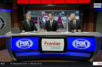 Hunter Pence for Comeback Player of the Year? | Rangers Live