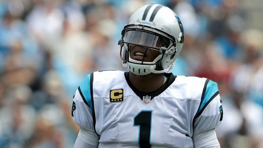 Cam Newton injury update: Panthers QB dealing with sore shoulder, doesn't rule out offseason surgery