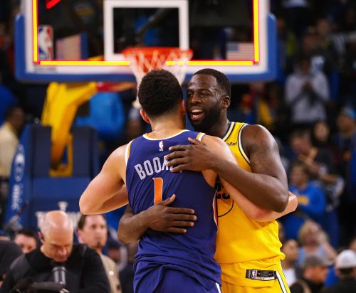 NBA fines Draymond Green for tampering comments on Suns star Devin Booker