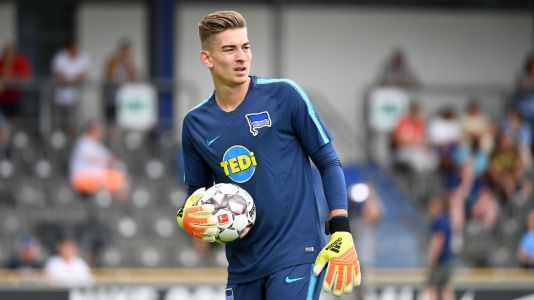 Jonathan Klinsmann called up for United States friendlies vs. England, Italy