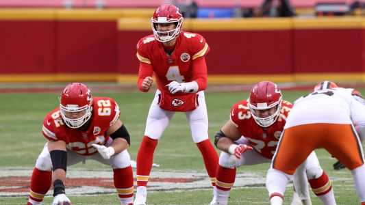 Who is the Chiefs' backup quarterback? Kansas City QB depth chart behind Patrick Mahomes