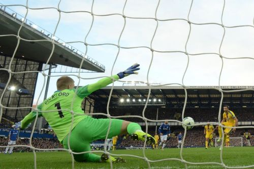 Everton make Palace pay for penalty miss