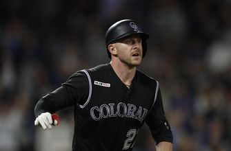 AP source: Rockies, Story reach $27.5 million, 2-year deal