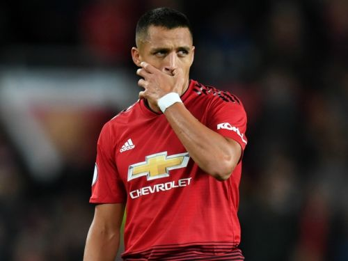 Sanchez to start for Man United as Martial is dropped, confirms Mourinho