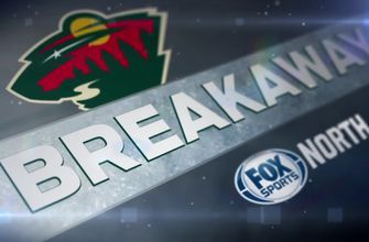 Wild Breakaway: Tempers flare in Minnesota's tough battle with Calgary