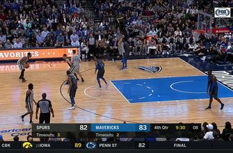HIGHLIGHTS: Marco Belinelli makes the Mid-Jumper in the 4th