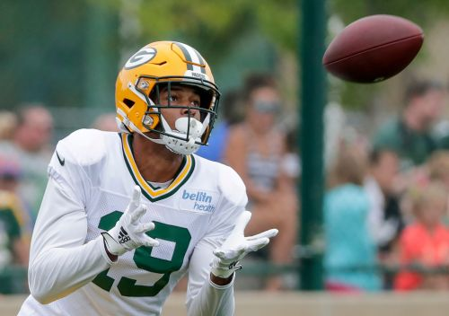 Packers WR Equanimeous St. Brown to miss six weeks with sprained ankle