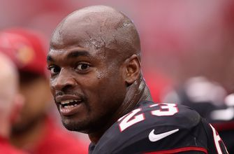 Skip and Shannon completely agree about Adrian Peterson