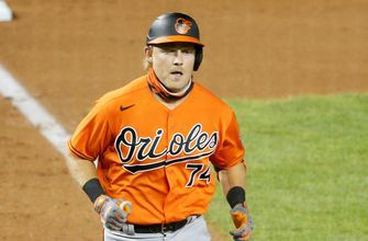 Orioles swat three home runs in the eighth, come from behind to beat Nationals